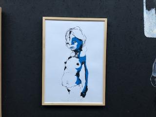 Dave de Leeuw - Framed Work