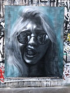 Reflection - JDL Street Art