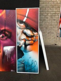 NASH - Large Canvas