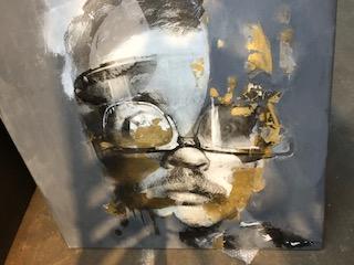 Ruben Creemers - Canvas Portrait