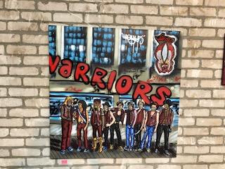 """Lazy65 - Canvas """"Warriors"""""""