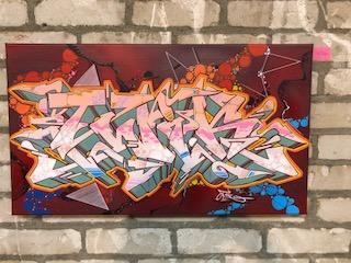Twik - Medium Canvas