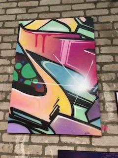 Twik - Large Canvas