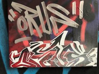 Orus - Medium Canvas