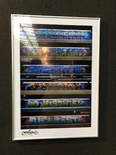 MSER - Framed Photography