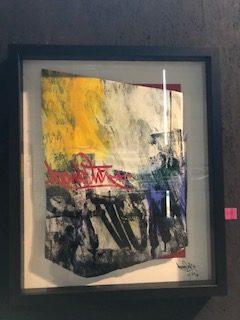 ATOM - Framed Work