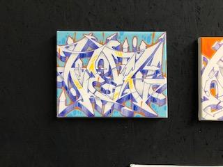 Neon - Small Canvas
