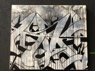Neon - Medium Canvas