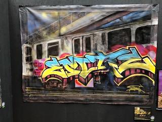 Emte One - Large Canvas